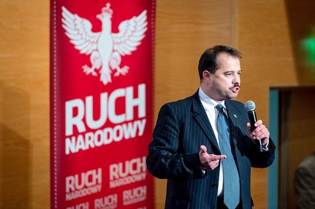 Artur Zawisza /\Tytus Żmijewski /PAP
