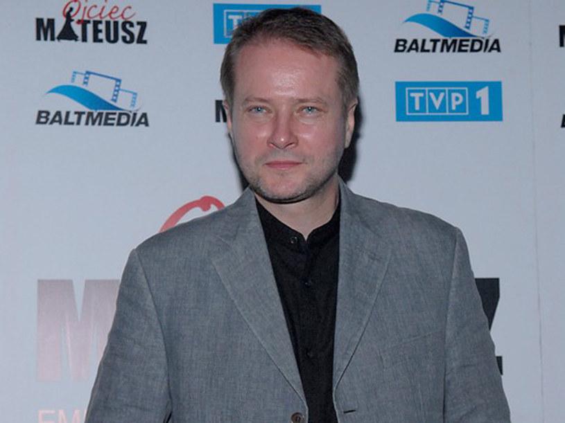 Artur Żmijewski nadal uchodzi za jednego z najprzystojniejszych polskich aktorów  /East News