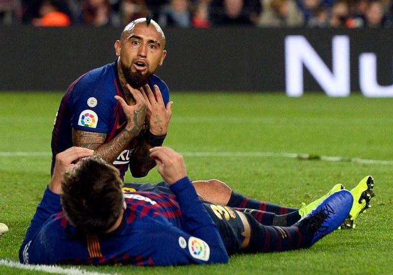 Arturo Vidal /AFP
