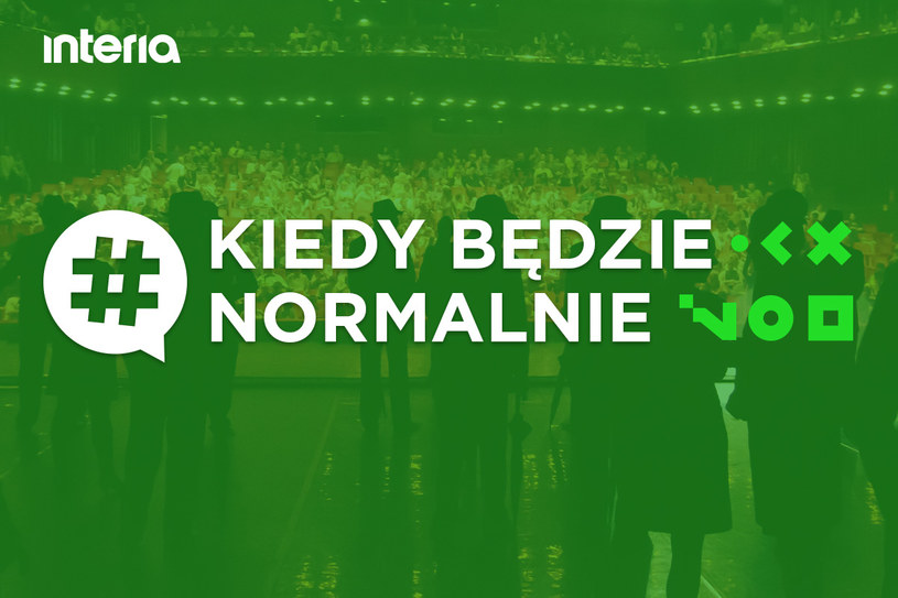 Artykuł powstał w ramach akcji portalu Interia #KiedyBędzieNormalnie /Styl.pl