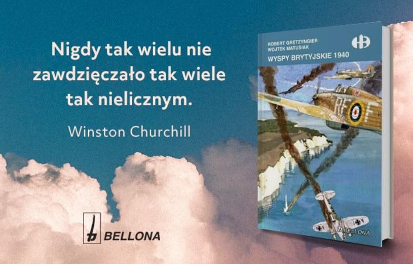 Artykuł stanowi fragment książki Roberta Gretzyngiera oraz Wojtka Matusiaka pod tytułem Wyspy Brytyjskie 1940 (Bellona 2020). /materiał partnera