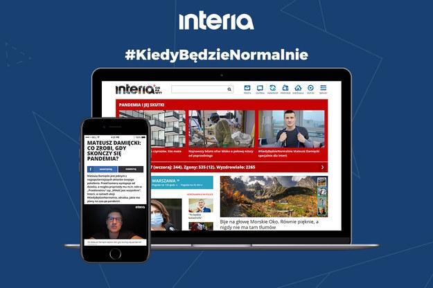 Artyści dodadzą otuchy czytelnikom Interii /Interia.pl /INTERIA.PL