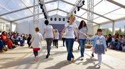 Artyści dzieciom, czyli pokaz charytatywny na Fashion Square