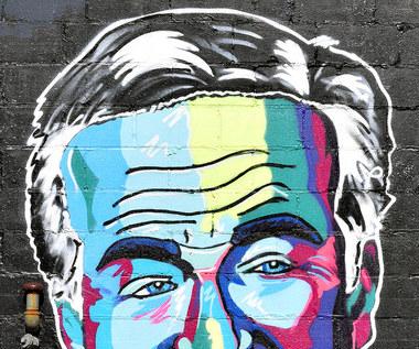 """Artysta Efren Andaluz postanowił oddać hołd Robinowi Williamsowi dedykując mu autorski mural w Nowym Jorku.  """"Patrząc na świat widzisz, jak przerażający potrafi czasami być i wciąż próbujesz walczyć z tym strachem. Komedia może pomóc sobie z nim poradzić, powoduje, że nie czujesz się nim sparaliżowany. Dzięki niej możesz wypędzić demony i sobie z nimi poradzić. To właśnie robię, kiedy gram"""" - mówił Williams w jednym z wywiadów."""