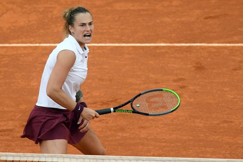 Aryna Sabalenka /AFP