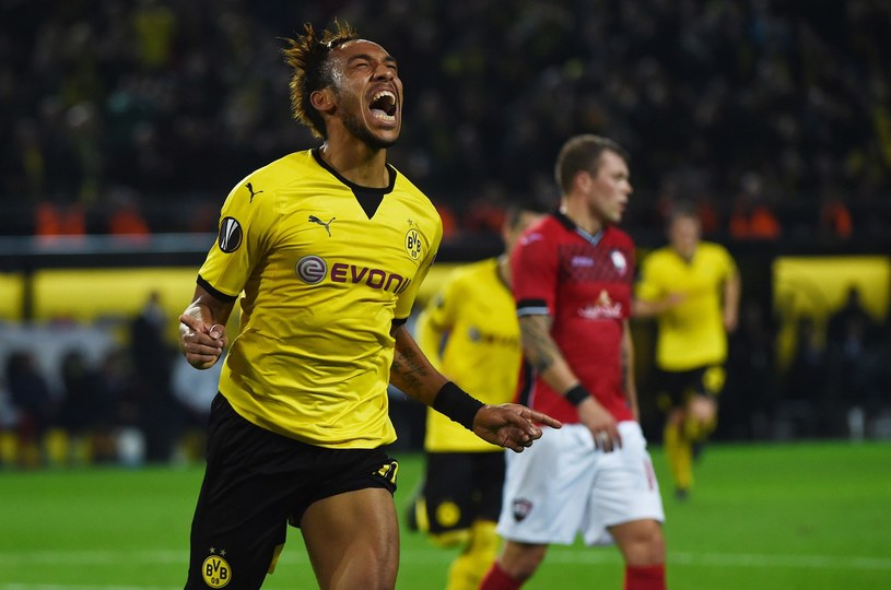 As Borussii Dortmund Pierre-Emerick Aubameyang /AFP