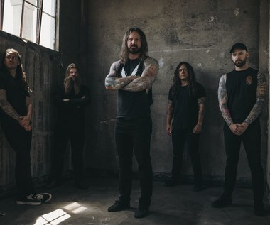 "As I Lay Dying: Album ""Shaped By Fire"" po wakacjach"