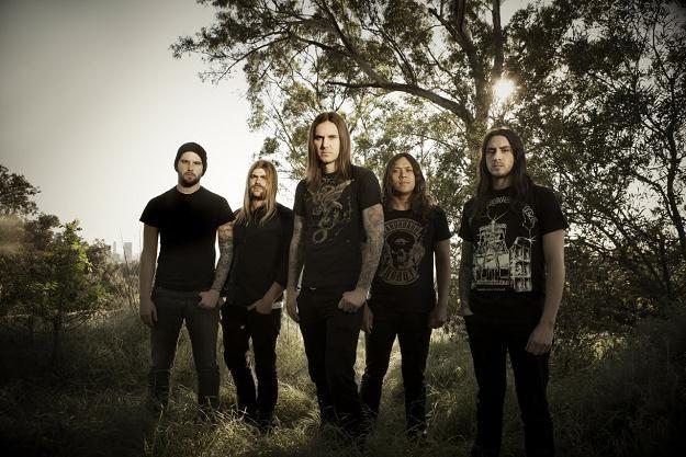 As I Lay Dying szykują album na wrzesień /Oficjalna strona zespołu