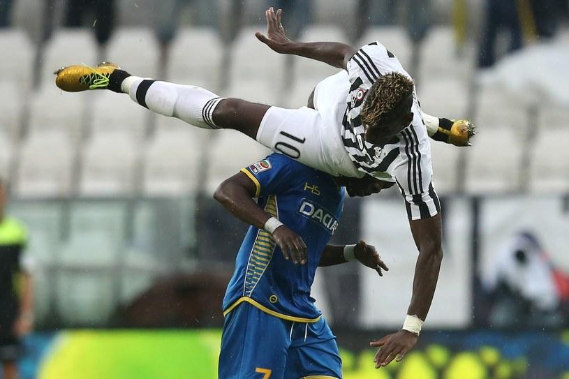 As Juventusu Paul Pogba /AFP