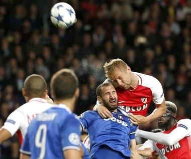 AS Monaco - Juventus Turyn 0-2 w półfinale Ligi Mistrzów