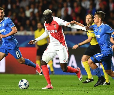 AS Monaco - Juventus w półfinale LM. Tiemoue Bakayoko winny dwóch goli
