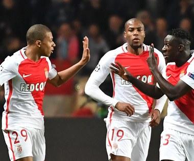 AS Monaco - Manchester City 3-1 w 1/8 finału LM. Awans zespołu Glika!