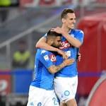 As reprezentacji uratuje tytuł Napoli? Włosi zachwyceni Milikiem