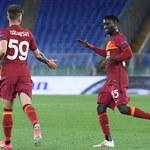 AS Roma - Crotone 5-0. Nicola Zalewski z asystą w debiucie w Serie A