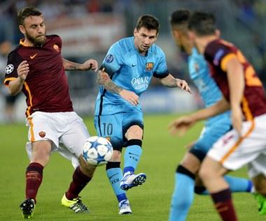 AS Roma - FC Barcelona 1-1 w Lidze Mistrzów