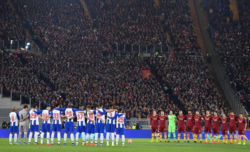 AS Roma - FC Porto /ETTORE FERRARI /PAP/EPA