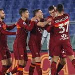 AS Roma - Hellas Werona 3-1 w 20. kolejce Serie A. Cały mecz Pawła Dawidowicza