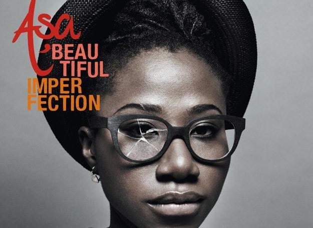 """Asa na okładce płyty """"Beautiful Imperfection"""" /"""