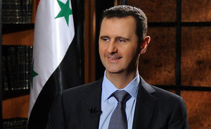 Asad: Jest zgoda na nadzór międzynarodowy nad bronią chemiczną