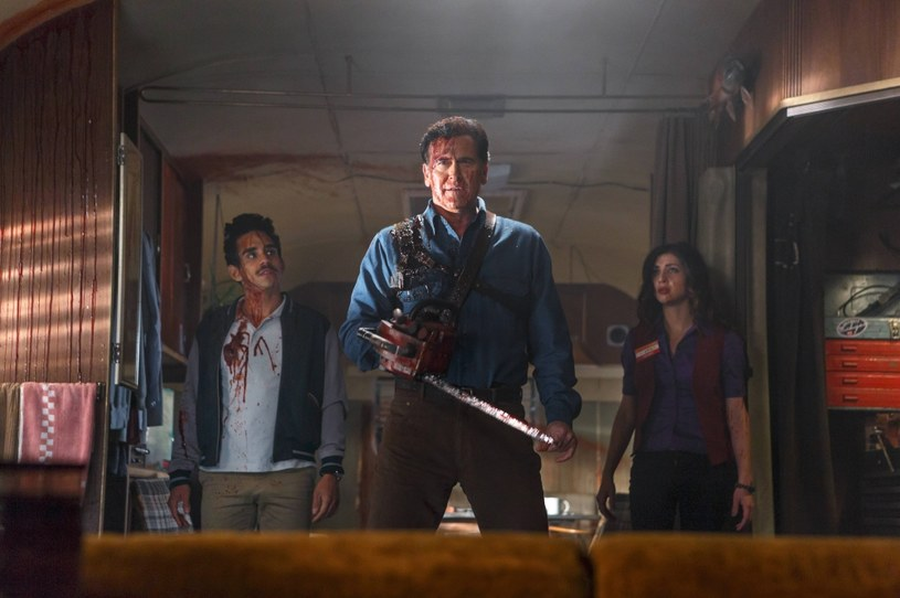 """""""Ash kontra martwe zło"""" /HBO"""