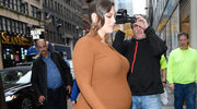 Ashley Graham pokazała się nago tuż przed porodem!