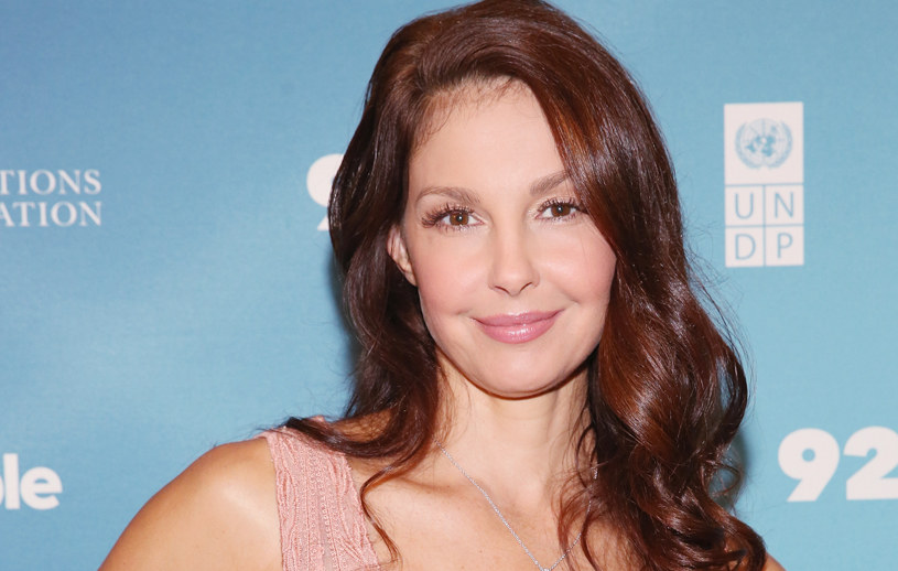 Ashley Judd /Mireya Acierto /Getty Images
