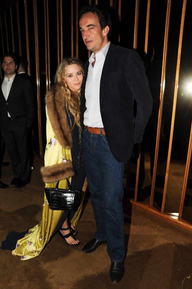 Ashley Olsen i Olivier Sarkozy /BFASIPAEAST NEWS /East News