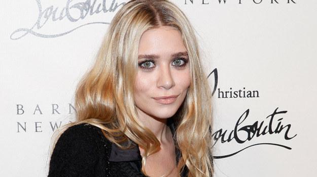 Ashley Olsen porzuciła świat filmu na rzecz świata mody / fot. Cindy Ord /Getty Images/Flash Press Media