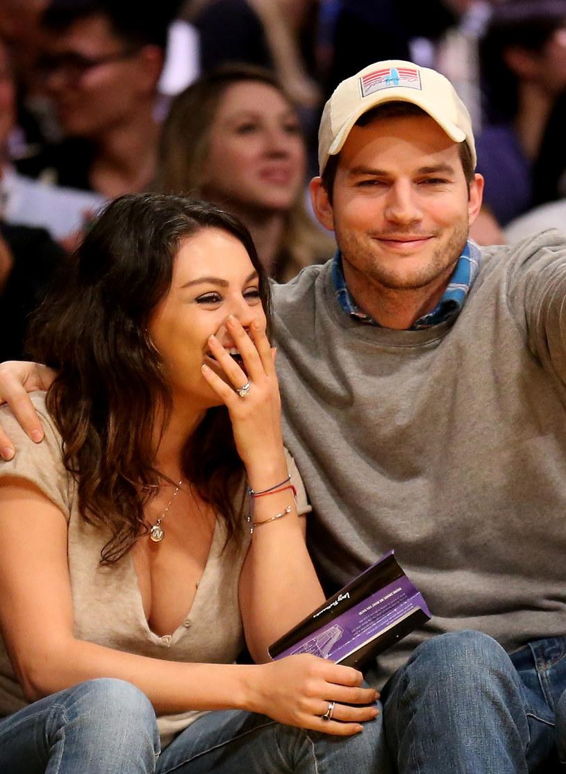 Ashton Kutcher i Mila Kunis wzięli ślub? /Stephen Dunn /Getty Images