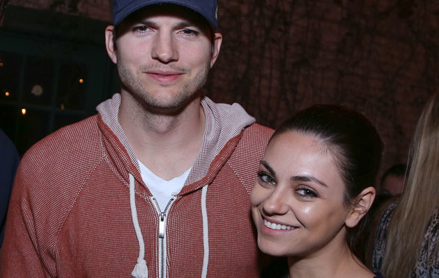 Ashton Kutcher i Mila Kunis /Anna Webber /Getty Images