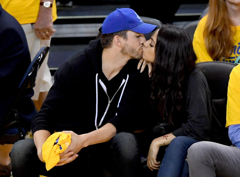 Ashton Kutcher i Mila Kunis /Thearon W. Henderson /Getty Images