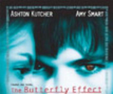 Ashton Kutcher na skrzydłach motyla