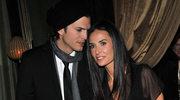 Ashton Kutcher zaprosił Demi Moore na chrzciny córki!