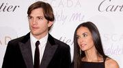 Ashton Kutcher znów się przyjaźni z Demi Moore!