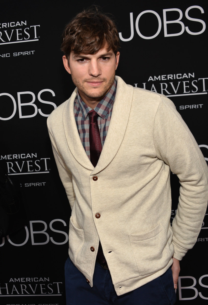 Ashton Kutcher /Alberto E. Rodriguez /Getty Images