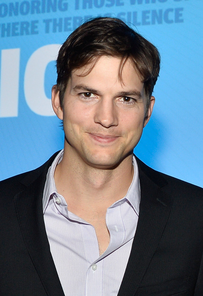 Ashton Kutcher /Frazer Harrison /Getty Images