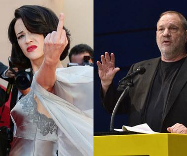 Asia Argento oskarża Harveya Weinsteina o gwałt