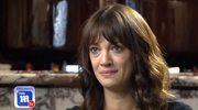 Asia Argento zalewa się łzami podczas pierwszego wywiadu po śmierci Anthony'ego Bourdaina