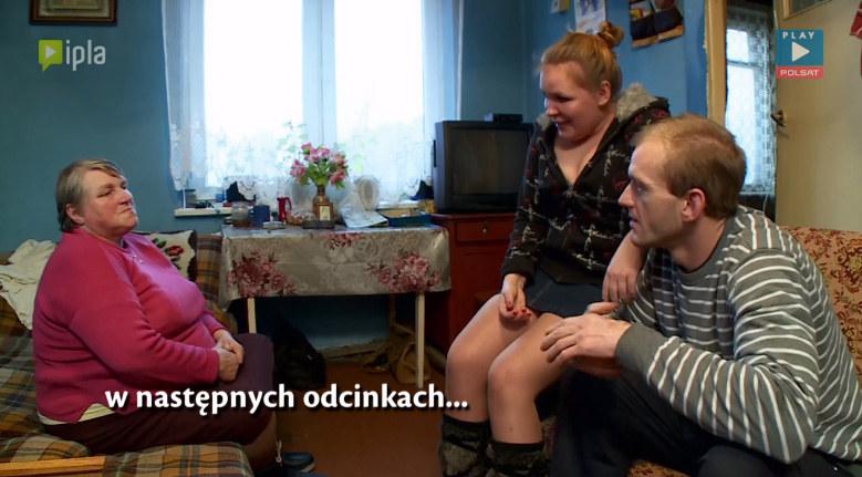 Asia i Ryszard w pewnym momencie sądzili nawet, że zostaną rodzicami /Polsat