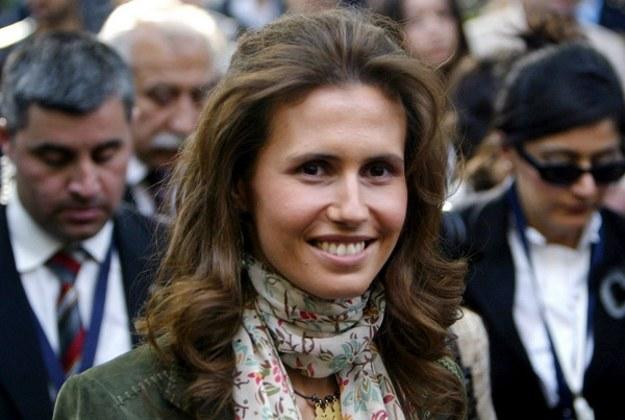 Asma al-Asad /AFP