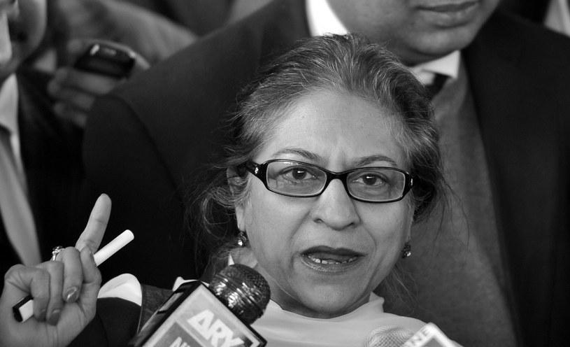 Asma Jahangir /AFP