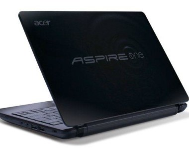 Aspire One 722 - nowy netbook Acera