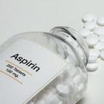 Aspiryna zmniejsza ryzyko wystąpienia raka jelita grubego