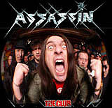 "Assassin na okładce ""The Club"" /"
