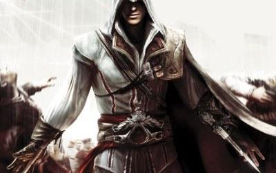 Assassin's Creed 2 - motyw graficzny /Informacja prasowa
