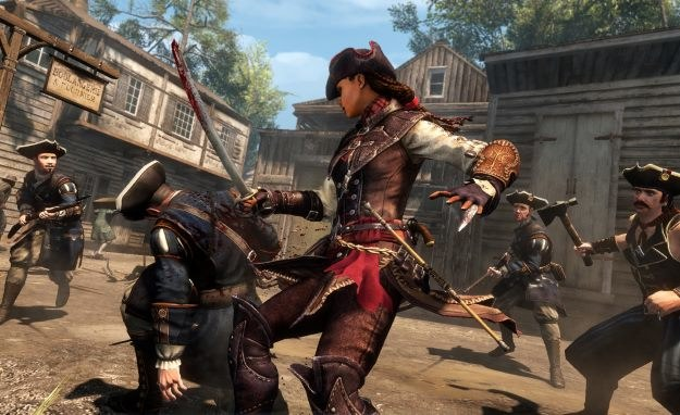 Assassin's Creed Birth of a New World /materiały prasowe