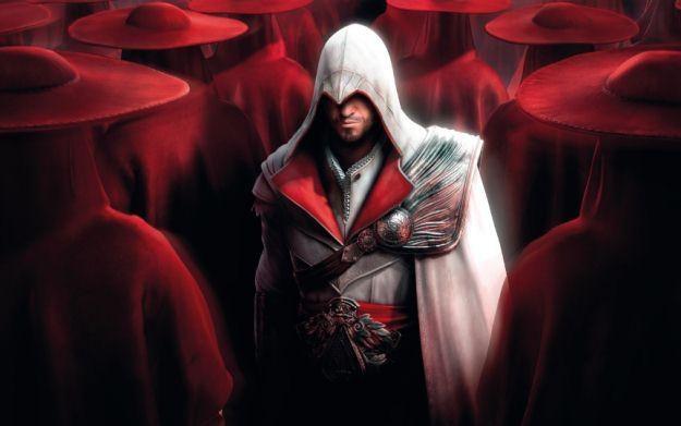 Assassin's Creed: Bractwo - fragment okładki książki /Informacja prasowa