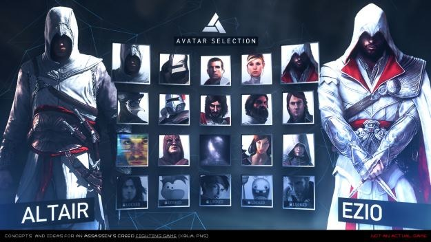 Assassin's Creed: Duel /materiały prasowe