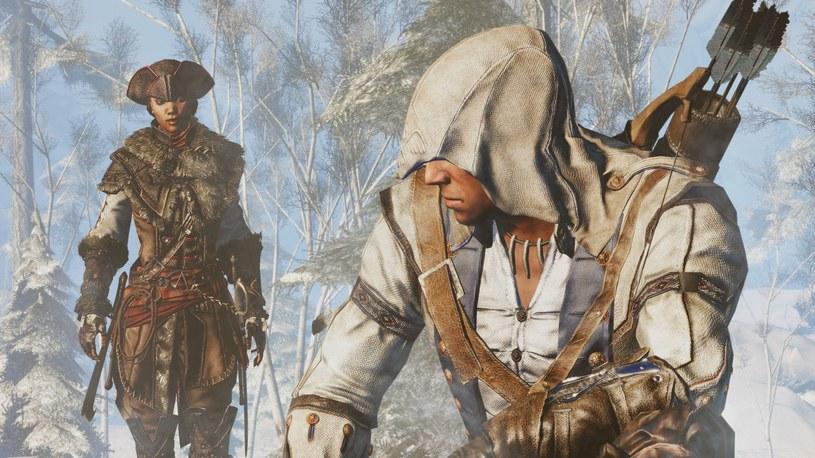 Assassin's Creed III Remastered /materiały prasowe