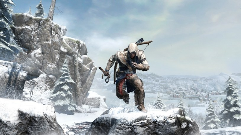 Assassin's Creed III /materiały prasowe